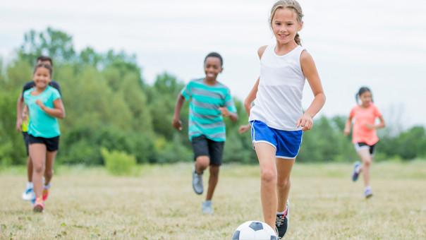 Importancia de la educación física en los niños