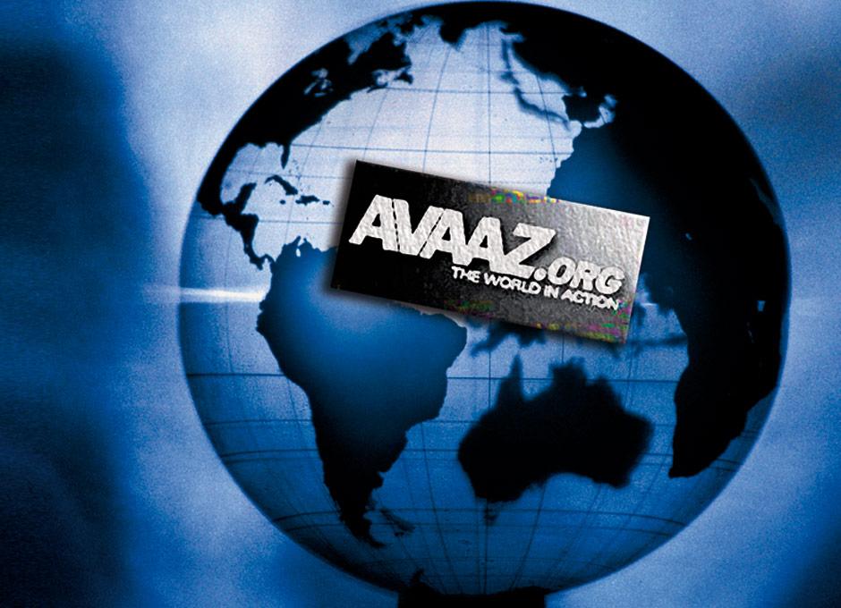 Avaaz una voz a beneficio de muchos
